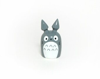 My Neighbor Totoro Figurine - Collectible Miniature Clay Figure