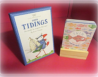 Twigseeds 'Good Tidings' - boxed affirmations