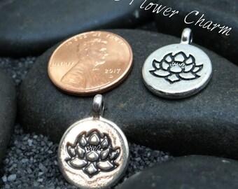 Lotus Charm