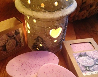SUGAR PLUM ~ Shea Butter Soap