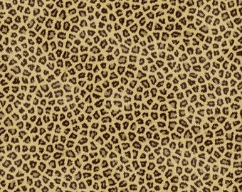 Cheetah Animal Print 8 x 10 Edible Image Frosting Sheet
