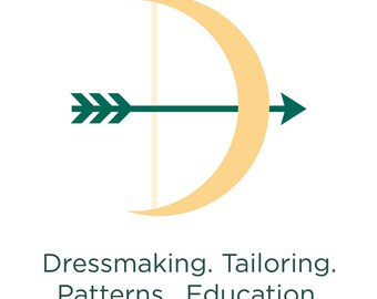 Custom Pattern: Skirt Sloper or Block (Woven)