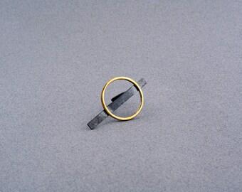 Circled Line ring