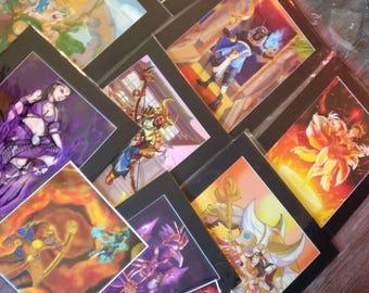 "SMITE Mythology 11"" x 17"" Art Prints"