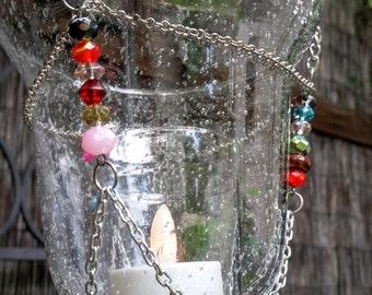 Boho Hanging Lantern
