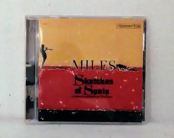 Miles Davis - Sketches Of Spain (CD 1997, Columbia CK 65142) Contemporary Jazz, Cool Jazz