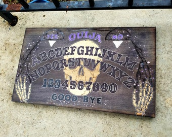 Ouija Board   I Put a Spell on You