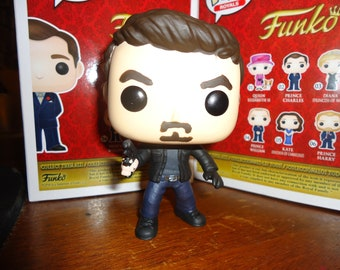 Once Upon a Time Season 7 Captain Hook / Detective Rogers Custom Funko
