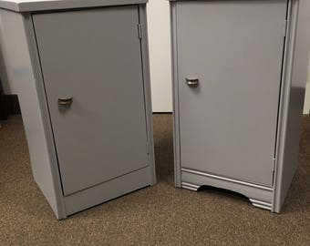 Grey Side Tables