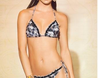 Harem Triangle Bikini