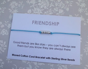 Friend Friendship Bracelet