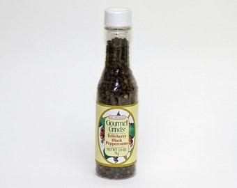 Pepper, Pepper corns,Tellicherry Peppercorns for finest gourmet Pepper Mills and other chef grinders