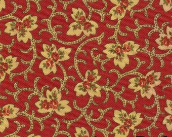 Chambri - Floral Pattern - Various Colors Available - Home Decor Fabric by the Yard