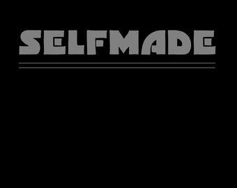 SELFMADE t-shirt design