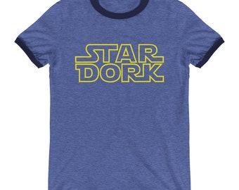 Star Dork - Ringer T-Shirt