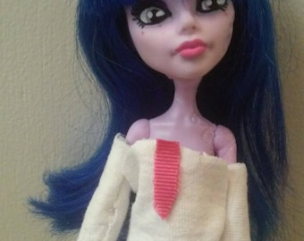 OOAK Twilight Sparkle doll repaint