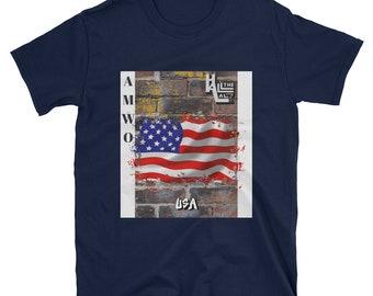 AMWO T-shirt - USA