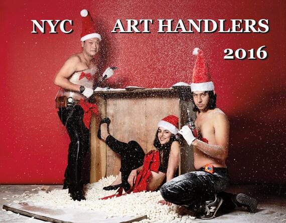 Art Calendar Nyc : Nyc art handlers calendar