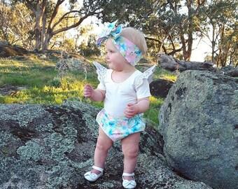 Evie bloomers & headwrap