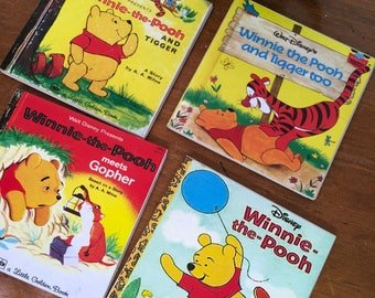 Ceramic Tile Coasters - Winnie the Pooh Collection