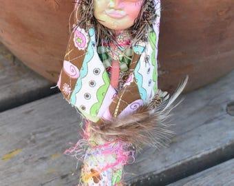 OOAK Spirit Doll *Aurora
