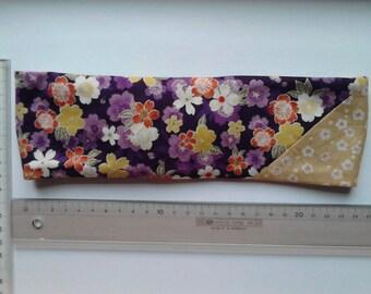 Japanese pattern Cotton Hair Band