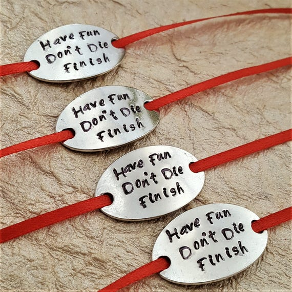 Custom Shoelace Charms, Fun Unique Shoe Tags, Motivational Gifts for Runners, Fitness CrossFit Jewelry, Track Team Gifts, Running Jewelry