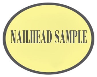 Nailhead Sample