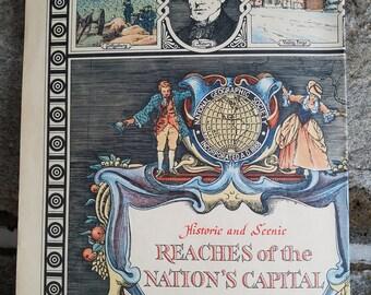 Vintage Nation's Capital Map, July 1938