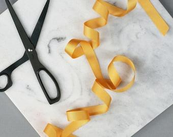Ribbon Gold Grossgrain - 5 Metres