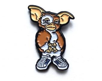 Gizmo Soft Enamel Pin, gremlins, gizmo, adidas, kicks, lapel pin, shoes, sneakers, adidas originals, gremlin, pin, pins, badges, brooch