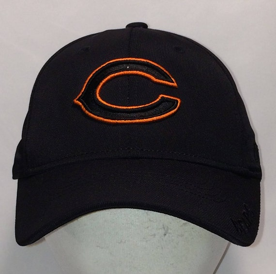 Vintage Reebok Hat Chicago Bears NFL Football Baseball Cap a5a61987cdb6