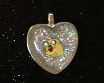 Jake the Dog from Adventure Time Necklace