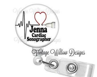 Personalized Cardiac Sonographer (PCS2) Badge Reel