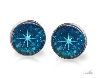 Christmas Earrings Winter-28