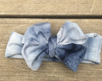 Blue Tye Dye
