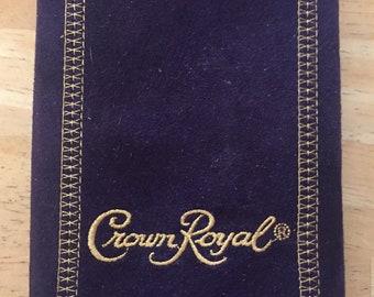 Crown Royal 8 Oz Flask