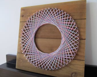 Pastel Spirograph - Free Shipping