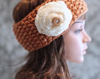 Knitting PATTERN - Knit Headband Pattern - Baby Knitting Patterns - Includes Baby, Child, Kids, Adult Sizes - PDF 354
