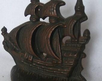 Iron Sailing Ship
