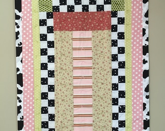 Quilt, Lap/Baby: Contemporary