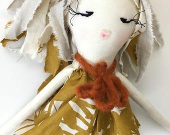 freespirit Dolls || Rag Doll || Cloth Doll || Handmade Doll ||