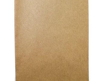 Kraft Paper Bag / Brown Paper Bag / Favor Bag / Treat Bag / Merchandise Bags - 100 Bags