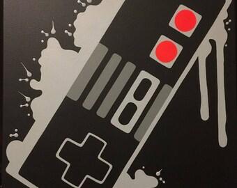 Nintendo Painting
