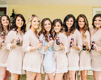 bridesmaids robes, floral bridesmaids robes, cotton bridesmaids robes, kimono bridesmaids robes, bridesmaids robes gifts