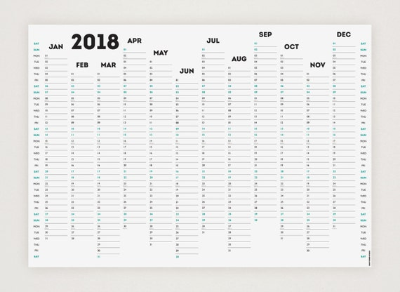 Calendar Planner Nz : White out wall planner