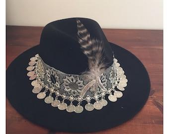 Silver Moon Hat