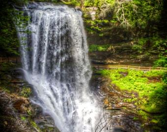 Dry Falls - HIghlands, North Carolina