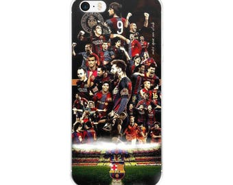 FCBarcelona iPhone Case