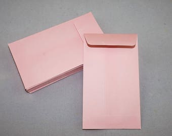 "COIN ENVELOPES - 4.25"" x 2.5"" for weddings/invitation & gift cards/small parts (Pack of 100)"